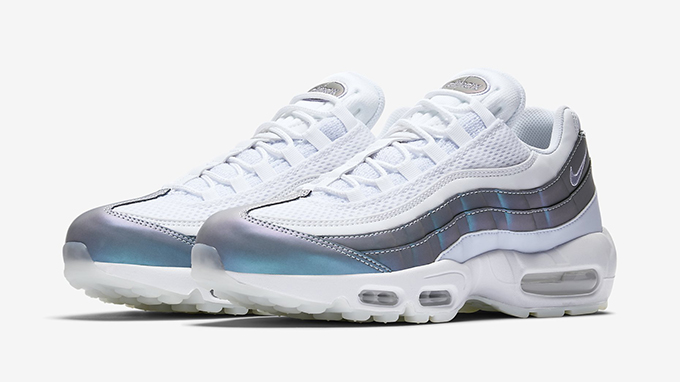 buy popular ff7b6 8f87b nike air max 95 iridescent