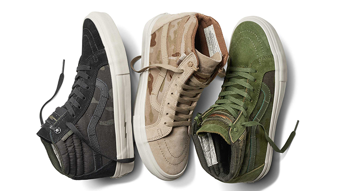 6e54ebd99f The Vans X DEFCON Sk8-Hi Notchback Pro Is a Stealth Selection for ...