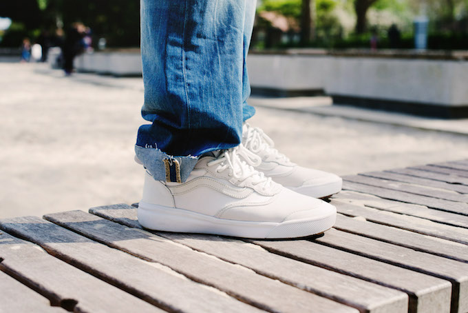 9f12fdef8a4 The Vans Vault UltraRange LX + Footpatrol Capture the Essence of ...