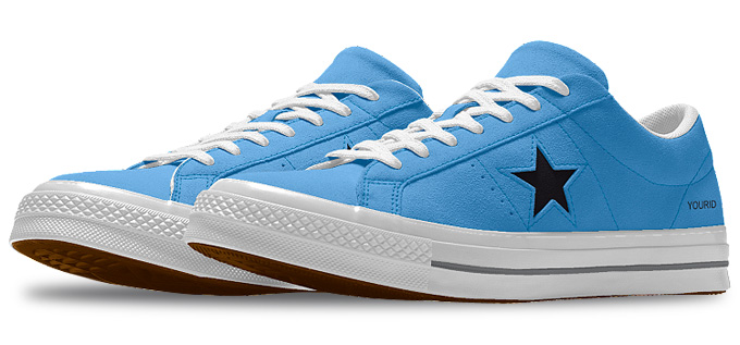 e135853aae66 The CONVERSE CUSTOM ONE STAR SUEDE LOW TOP is AVAILABLE NOW  click the  banner below to get involved… Be sure to sure tag your creations with   thedropdate ...