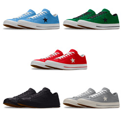 a0a3c5f44650 Get Creative With the Converse Custom One Star Suede Low Top - The Drop Date
