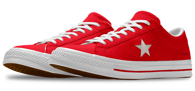 f634fede05a1 Get Creative With the Converse Custom One Star Suede Low Top - The ...