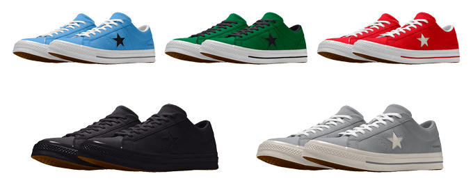 42dcf942eafe Get Creative With the Converse Custom One Star Suede Low Top - The ...
