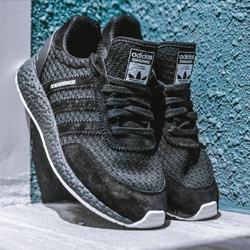 d4a359e97dc Back to Black  the NEIGHBORHOOD x adidas Originals Iniki Runner