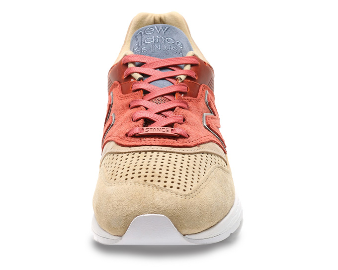 san francisco cf503 f8a10 First of All: New Balance x Stance 997 & 1978 - The Drop Date