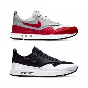 NIKELAB AIR MAX 1 ROYAL SE SP BLACK & RED AVAILABLE NOW