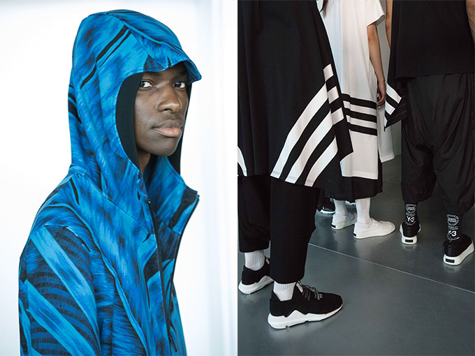 3b64e8a49c8c2 Visionary sportswear  the ADIDAS Y-3 SS18 COLLECTION has been unveiled