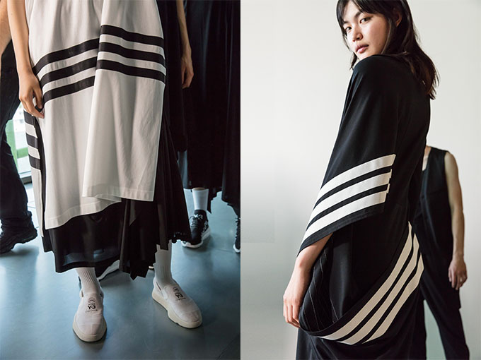 bec7489d4ab9b Visionary sportswear  the ADIDAS Y-3 SS18 COLLECTION has been ...