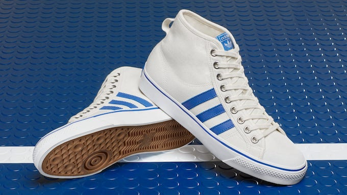 new styles shop best sellers unique design Throwback Thursday: the adidas Originals Nizza Hi and Lo ...