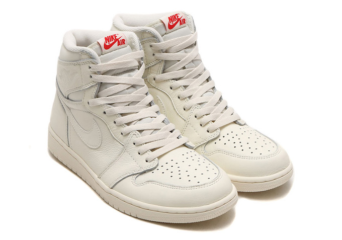 34ee0903462b Premium Essentials  Nike Air Jordan 1 Retro High OG Sail - The Drop Date