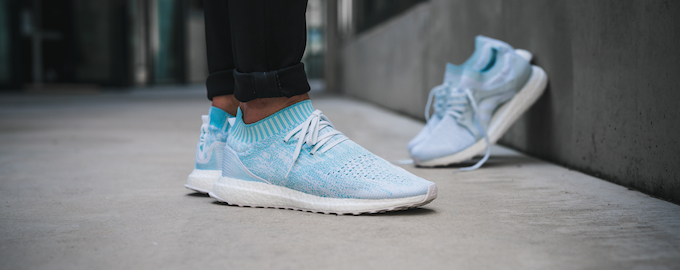 best authentic 4b480 be8e2 adidas x Parley Footwear: On-Foot Shots - The Drop Date
