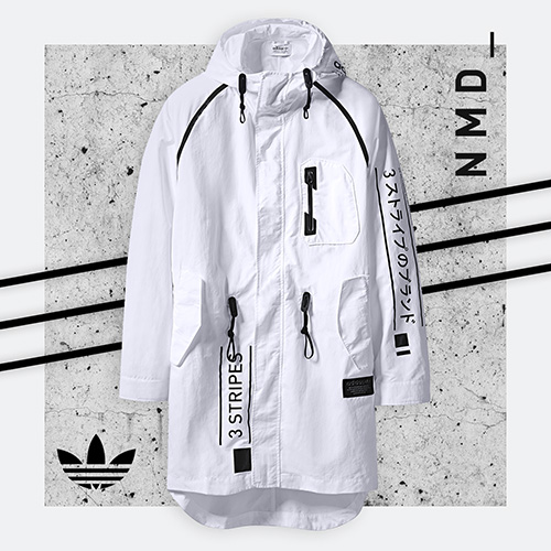 Black Women White Men Love >> The ADIDAS ORIGINALS NMD APPAREL FW17 COLLECTION is built for the future and available now - The ...