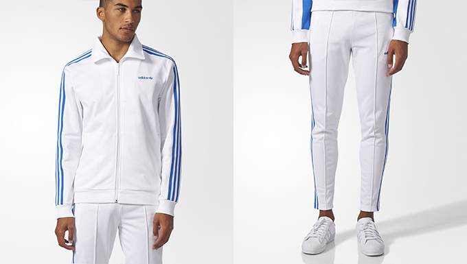 The Adidas Originals Osaka Collection Heritage Sportswear