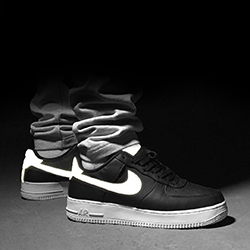 new style ab94d 239fb Nike Air Force 1 07 Premium  On-Foot Shots - The Drop Date