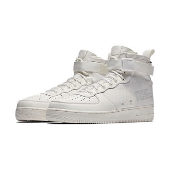 new concept 79fbc 4db22 Nike SF Air Force 1 Mid QS - WHITE - AVAILABLE NOW - The ...