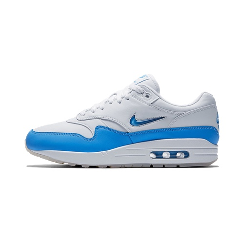 pretty nice f1a61 1eac9 Nike Air Max 1 Premium SC Jewel - University Blue - AVAILABLE NOW - The  Drop Date