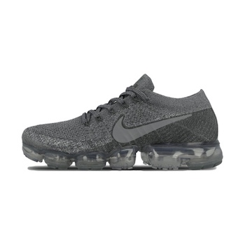 f6f96d4b1a1d Nikelab Air VAPORMAX Flyknit - Cool Grey - AVAILABLE NOW - The Drop Date