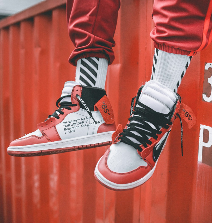 sports shoes 3069f 729ea The OFF-WHITE™ x Nike Air Jordan 1 is Dropping Soon - The ...