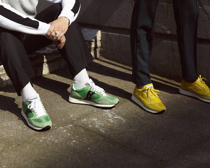 the latest df4f3 1a6e3 From the Track to the Street: Saucony Originals Jazz O ...