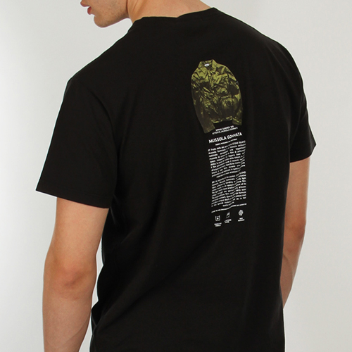 The New Stone Island Archivio T Shirt Is One For The