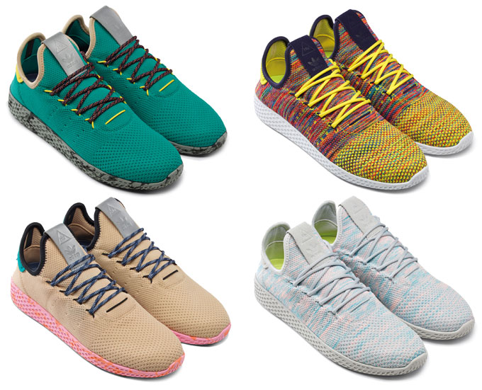 693f9ec3c5180 Available Now  adidas Originals   PHARRELL WILLIAMS Tennis Hu Part ...