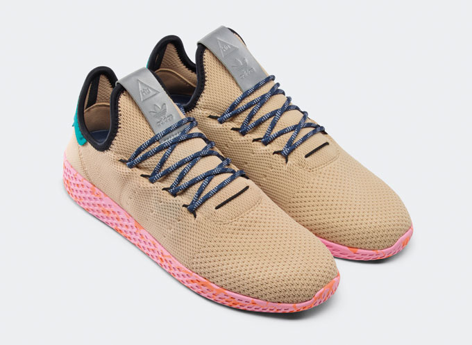 Available Now: adidas Originals = PHARRELL WILLIAMS Tennis Hu Part