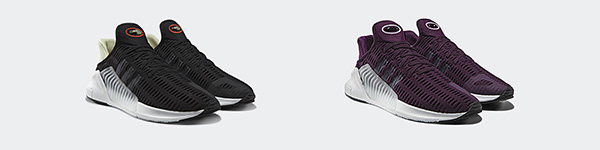 new styles 4eef9 74307 The ADIDAS ORIGINALS CLIMACOOL 0217 gets a womens exclusive pack, with  two essential colourways Core Black and Red Night.