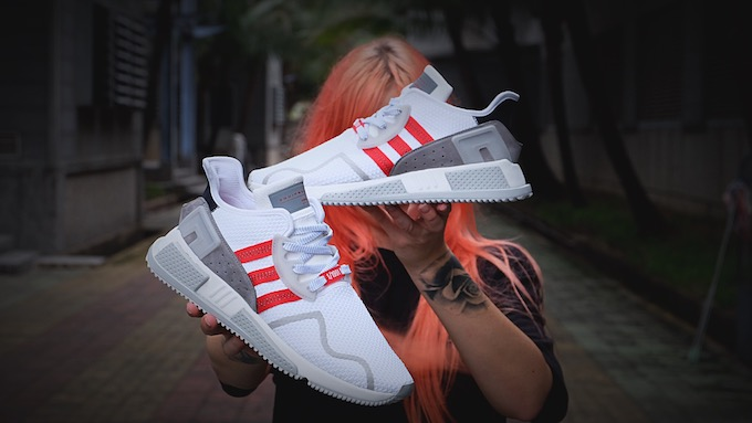 promo code 7a1d2 7d40b The adidas Originals EQT Cushion ADV Debuts with Three ...