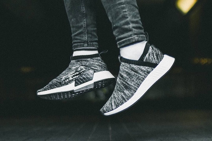 d030bbab0 Guess Who s Back  adidas Originals x UNITED ARROWS   SONS NMD CS2 ...