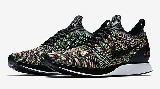 The Nike Air Zoom Mariah Flyknit Racer Takes On Four New
