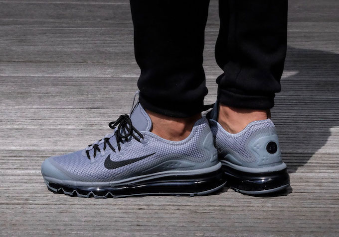 Nike Air Max More Is Set to Wow in a Cool Grey and Black Colourway via Natalie Davies