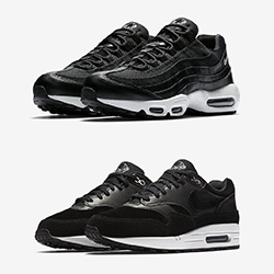 official photos 1bb96 b2333 Instant Classic  Nike Air Max 1   Nike Air Max 95 Skulls Pack - The Drop  Date