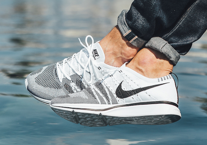 5fcaf588bfb8 NikeLab Flyknit Trainer  On-Foot Shots - The Drop Date