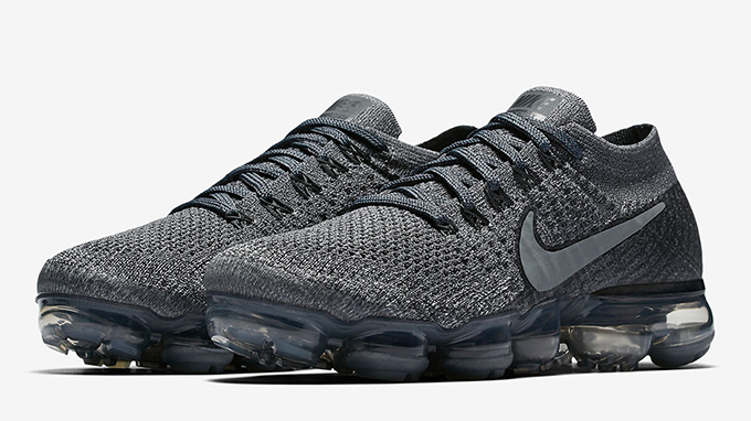 dc8a6c5d782 Stay Fly in the NikeLab Air Vapormax Flyknit Cool Grey - The Drop Date