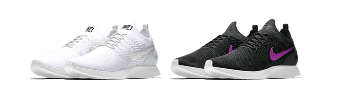 875d6d1a21c3e Ripe For The Taking  NikeiD Air Zoom Mariah Flyknit Racer - The Drop ...