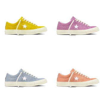 Converse X Golf Le Fleur One Star Available Now The
