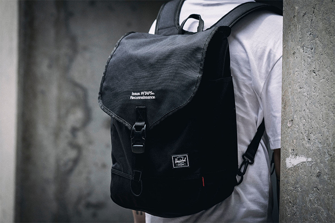 ebbee3a01f8 Full metal bag  the HERSCHEL X WTAPS FW17 COLLECTION is locked and loaded  via Will