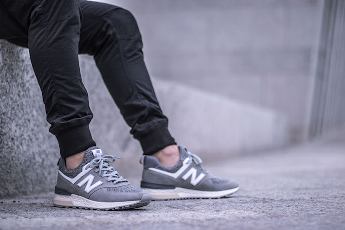 new arrival fad2a 519e0 New Balance 574 S: On-Foot Shots by Home Of Sneakers - The ...