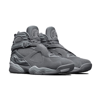 Nike Air Jordan 8 Retro – Cool Grey – AVAILABLE NOW