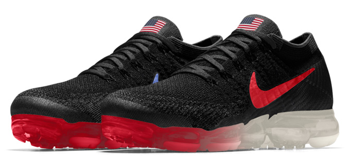 7dd7319c5 Get Patriotic with NikeiD  It s the Nike Air VaporMax Flyknit iD ...
