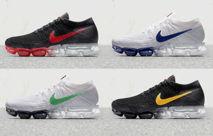finest selection 6ffba 38d13 Get Patriotic with NikeiD: It's the Nike Air VaporMax ...