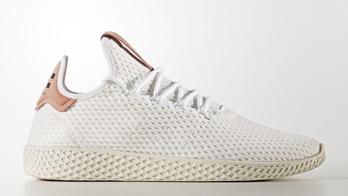 7a89a7c14f02 The adidas Originals Pharrell Williams Tennis Hu Goes Back to Basics ...