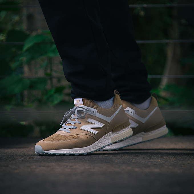New Balance 574 Sport On Foot Shots The Drop Date