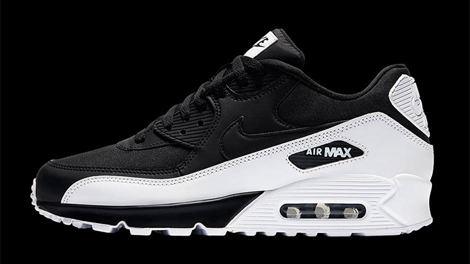 c28f5f1c5d Keep Things Black and White with the Nike Air Max 90 Essential - The ...