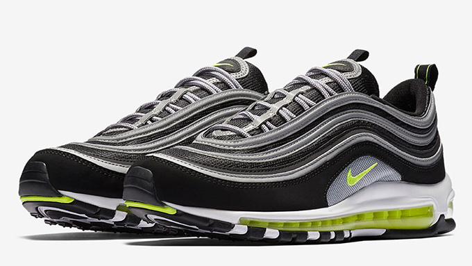 Get Ready to Jump Hoops for the Nike Air Max 97 Neon - The Drop Date