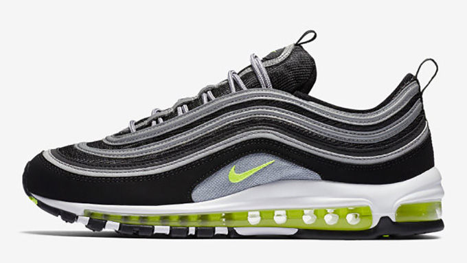 buy online ee65c 09fa1 Get Ready to Jump Hoops for the Nike Air Max 97 Neon - The ...