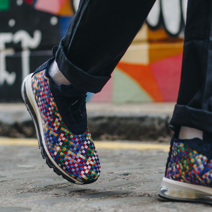 860d05dc07 Nike Air Max Woven Boot Multicolour: On-Foot Shots - The Drop Date