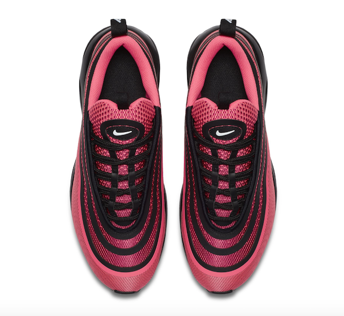 Unstoppable Style: Nike Air Max 97 Ultra Infrared Black