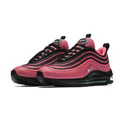 3cb7bfeeca0f Unstoppable Style  Nike Air Max 97 Ultra Infrared Black