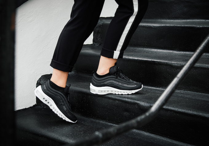 air max 97 women black